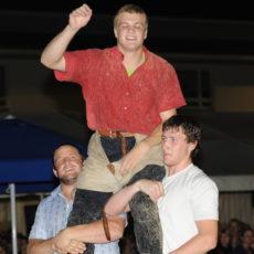Bucher Christian ist Sieger vom 44. Baarer Abendschwingen